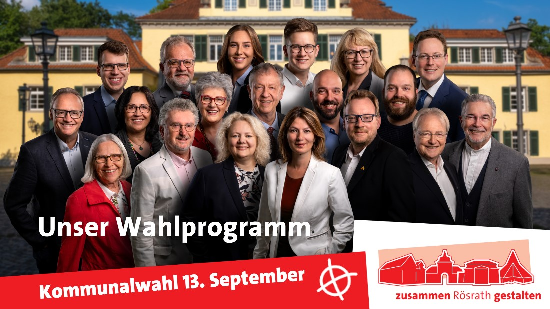 Unser Wahlprogramm